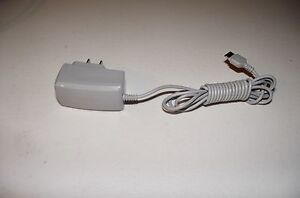 Samsung 5v (step) = SGH A837 flip cell phone battery charger power adapter plug