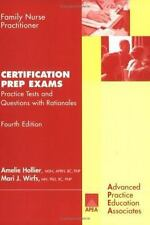 Family Nurse Practitioner Certification Prep Exams by Amelie Hollier, Mari J. W