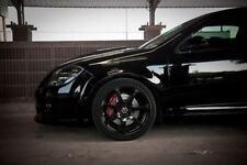Drag DR33 17x7.5 5/100 5x114 Black Rims For Altima Maxima BRZ Impreza wheels