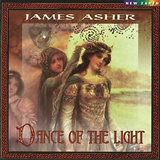 James Asher - Dance Of The Light CD + FREE P&P
