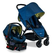 Britax 2018 Pathway Stroller & B-Safe 35 Car Seat Travel System in Connect! New!