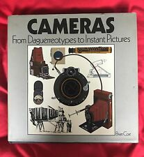 Cameras from Daguerreotypes to Instant Pictures, Hardback Book