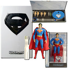 DC Superman Movie Masters 12-Inch Superman Chris Reeve-Matty Collector Exclusive