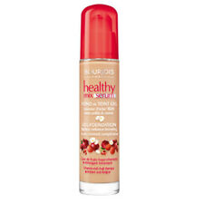 Bourjois Healthy Mix Serum Gel Foundation #52 Light Vanilla fruit therapy
