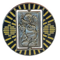 Star Wars Donald Duck as Han Solo in Carbonite Disney Pin 77125 LE