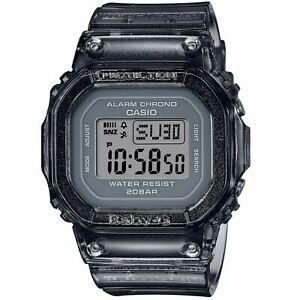 Casio G-Shock Baby-G BGD-560S-8 Digital Gray Resin Watch