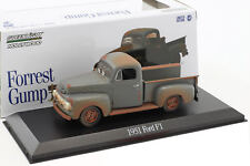 GREENLIGHT HOLLYWOOD 1:43 FORD F-1 TRUCK CAMION FORREST GUMP  ART. 86514