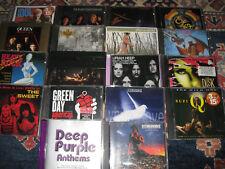Rock Pop CDs Sammlung Konvolut ELO Uriah Heep Deep Purple Queen Sweet.....