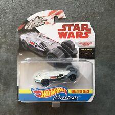 Star Wars Millennium Falcon Hot Wheels Car Ships Carship Great For Track