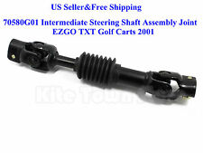 US 70580G01 Intermediate Steering Shaft Assembly Joint EZGO TXT Golf Carts 2001
