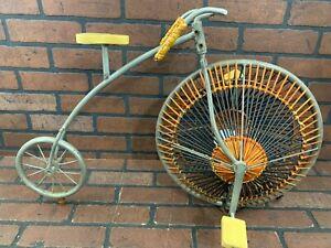 Vintage Desk Lamp Table Light Bicycle Display Bike