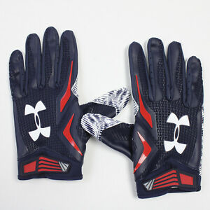 Under Armour Gloves - Receiver Men's Navy New with Tags