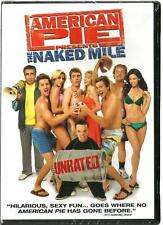 American Pie: The Naked Mile (DVD) Eugene Levy - Candace Kroslak NEW SEALED