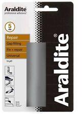 Araldite Metal Repair Putty - 50g Bar Hard Long Lasting Bonds To Most Materials