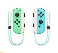 Nintendo Switch Animal Crossing joy-Con (L) / (R) and straps Limited Edition USA