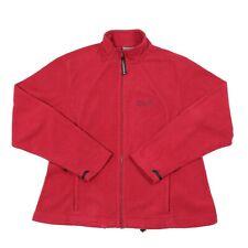 JACK WOLFSKIN Polartec Classic Fleece Jacket | Coat Vintage Hiking Walking Zip