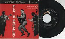 Elvis Presley   EPA  830    Elvis Presley    Cover and EP