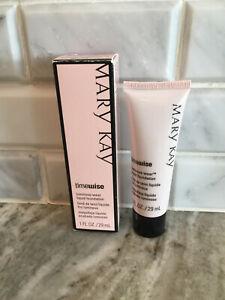 Mary Kay TimeWise Luminous Wear Liquid Foundation Bronze 8 NEW 1 Fl. Oz 038721