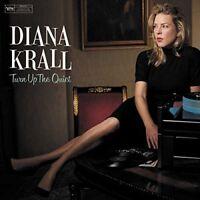 """Diana Krall - Turn Up The Quiet (NEW 2 x 12"""" VINYL LP)"""