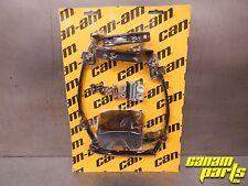 Can Am ATV Outlander Renegade Wind Deflector Hand Guard Mounting Kit 715001378