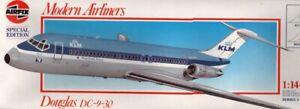 Airfix 1/144 KLM/Iberia McDonnell Douglas DC-9-30