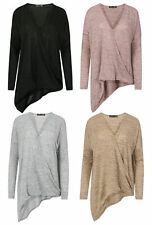 Unbranded Long Sleeve V Neck Jumpers & Cardigans for Women