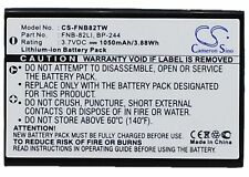 Li-ion Rechargeable Battery Fit For YAESU VX-2R, VX-3