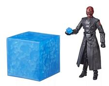 Hasbro Marvel Legends Series RED SKULL & ELECTRONIC TESSERACT ON HAND SDCC 2018