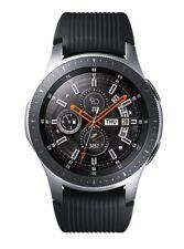 "Samsung SM-R800NZSABTU 46"" smartwatch Silver SAMOLED 3.3 cm (1.3"")  GPS (sat"