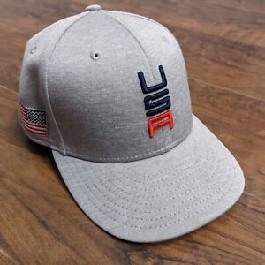 New Era Team USA 2018 Ryder Cup 59Fifty Fitted 7 1/8 Heather Grey Hat Cap