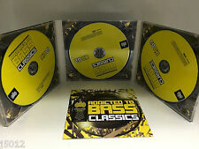 ADDICTED TO BASS CLASSICS 3 x CD - Various Artists ALBUM (2011) 63 X Tracks  L5