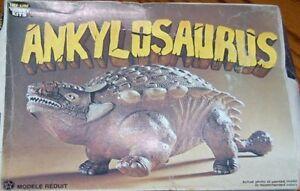 Ankylosaurus LIFE-LIKE Hobby Kits - Nr. 09277