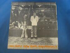 RECORD ALBUM IAN DURY NEW BOOTS & PANTIES 5795