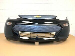 2017 2018 2019 2020 chevy bolt EV front bumper (black meet kettle) #21