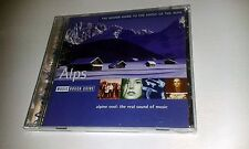 Rough Guide to the Music of the Alps CD inc Deishovida, Broadlahn, Zabine etc...