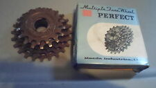 New Nos Suntour FreeWheel 5 Speed Gear Set Road Bike Race Track Bicycle Tour