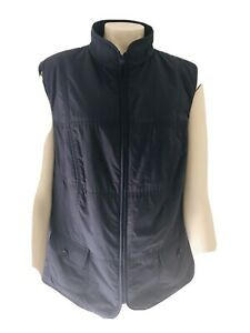 Basler Size 20 (Size 46 EU) Dark Grey? Navy? Vest - Excellent Condition