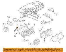 MITSUBISHI OEM 03-06 Outlander Dash Cluster Switch-Bulb & Socket MR444536
