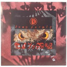DEEP PURPLE: Call of the Wild USA 45 w/ PS Super NEAR MINT Super Hard Rock '87