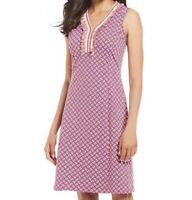 NWT $215 J McLaughlin Lola Sleeveless Catalina Cloth Dress Small S J.Mclaughlin
