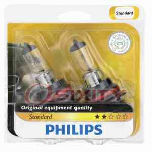 Philips High Low Beam Headlight Bulb for Hummer H2 2003-2009 Electrical xx