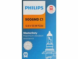 For 1993 Cadillac 60 Special Headlight Bulb Low Beam Philips 66866CG