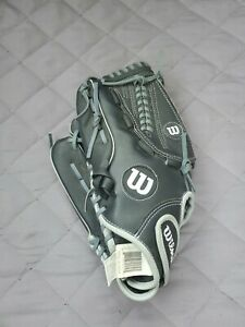"""Wilson A360 Adult Right Hand 13"""" Baseball Glove Left hand throw genuine leather"""