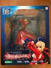 Fate / EXTRA Saber Nero Claudius Figure Limited Very rare japan