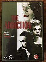 The Addiction DVD Abel Ferrara Cult Vampiro Horror Con Christopher Walken