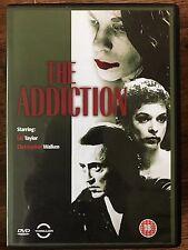 Christopher Walken THE ADDICTION ~ Abel Ferrara Cult Vampire Horror | UK DVD