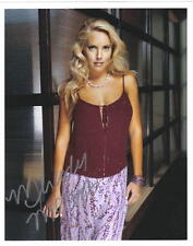 Mercedes McNab as Harmony on Buffy & Angel Autograph #2