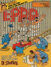 STRIPWEEKBLAD EPPO 1978 nr. 14 - DE STUNTELS (COVER )/ MINI-BOEKJE HOEMPA PA