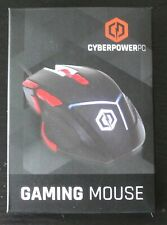 CyberpowerPC Optical Gaming Mouse Weight Tuning Set Non-slip Design