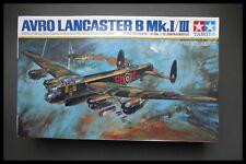 Vintage Tamiya AVRO Lancaster B Mk. I/III 1:48 Model Kit